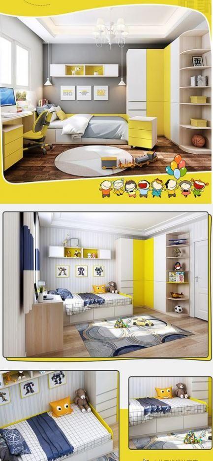 21+ Ideas Bedroom Kids Boys Organizations Children #bedroom ...