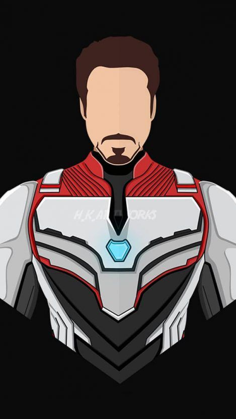 Tony Stark Quantum Suit Iphone Wallpaper En 2019 Fondos De