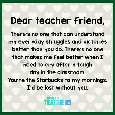 Lost I tell you. LOST... TAG your teacher BFF!