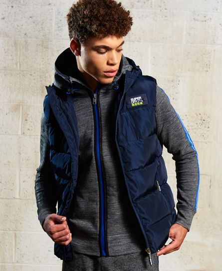 SUPERDRY Angebote Superdry Sports Steppweste: Category