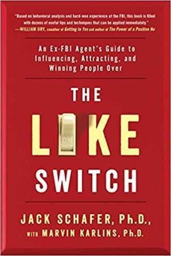 Like A Switch Book About Behaviour Analysis And Influencing People Https Amzn To 2mufy6t Psychology Books Good Books Book Worth Reading