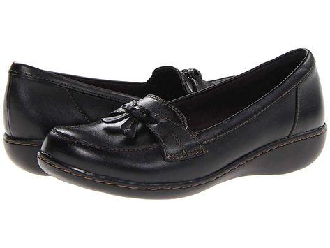 clarks rocker bottom shoes
