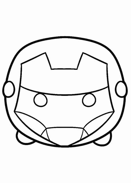 Disney Tsum Tsum Coloring Pages In 2020 Tsum Tsum Coloring Pages