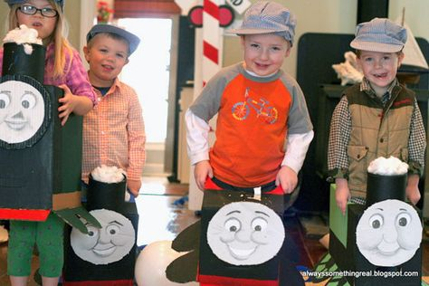 Little trains for kids!