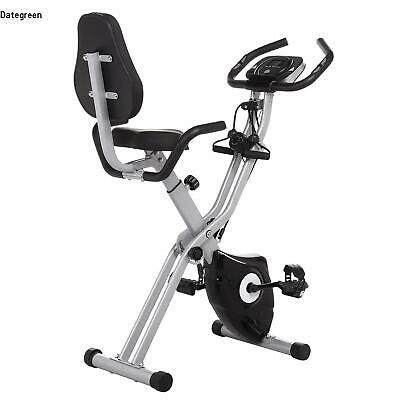 Details About Recumbent Exercise Bike Fitness Equipment Cardio Workout Magnetic Trainer Upright Exercise Bike Biking Workout Folding Exercise Bike