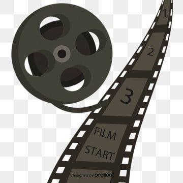 Uma Moldura De Ouro Clipart Bobina Dourado Imagem Png E Psd Para Download Gratuito Film Reels Old Movies Film Equipment