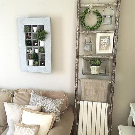 Shop Our Instagram {Farmhouse Living Room 4/8/16}