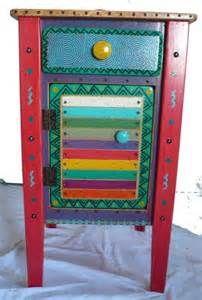 David Marsh Furniture At Ethnic Arts In Berkeley!
