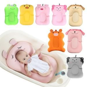 Baby Bath Pad Bathtub Mat Baby Tub Baby Bath Seat Baby Pillows