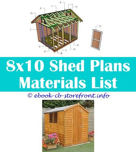 Surprising Tips Wood Shed Building Ideas Slant Roof Garden Shed Plans Shed Plans 6x12 10x12 Gambrel Storage Shed Plans With Porch 20x30 Shed Plans Nel 2020