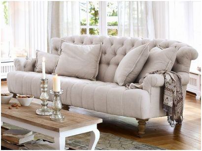 Ideal Sofa Landhausstil Mit Schlaffunktion Home Decor Country Sofas Sofa Design