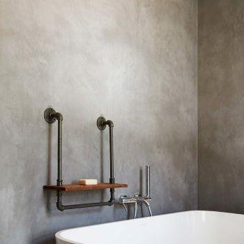 Cemcrete Satincrete Decorative Interior Coloured Plaster Concrete Walls Interior Faux Concrete Wall Interior Wall Paint