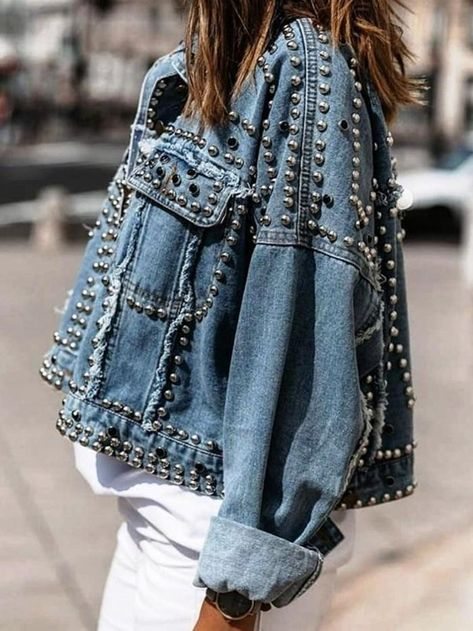 Single-Breasted Long Sleeve Loose Short Lapel Jacket – showulike