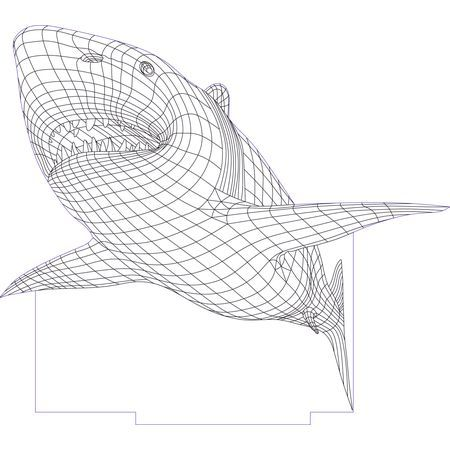 3d Illusion Cnc Vector Plans Page 15 Of 38 3bee Studio 3d Illusions Illusions 3d Illusion Lamp