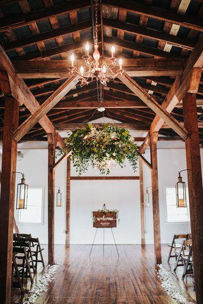 Muse At The Mill In Winston Salem Nc Wedding Planner Workshop Floral Chandelier Venues