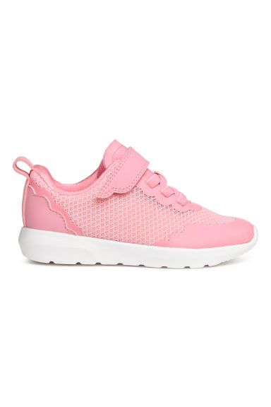 Mesh Sneakers - Pink - Kids   H\u0026M US in