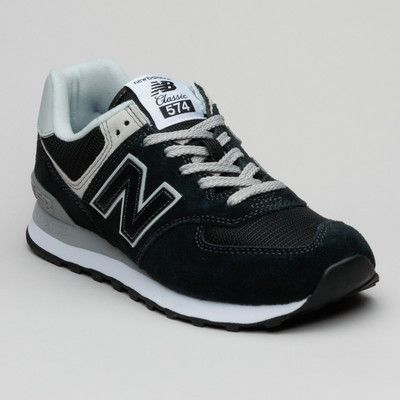 size 40 2712c 76f2b New Balance ML574EGK Black/Black | Boots & Sneakers in 2019 ...
