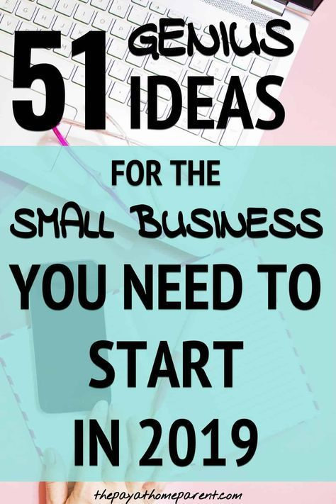 Top Ten Small Business Ideas Out Of 51
