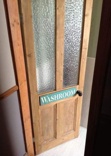 64 Ideas Vintage Bathroom Door Basements Bathroom Vintage Door