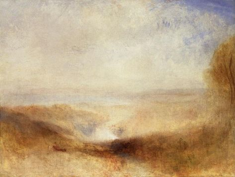 William Turner Peintre De La Lumiere Le Maitre De L Aquarelle