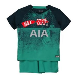 Kids Tottenham 2018 19 Top Third Kit M576 Soccer Jersey Custom Soccer Football Tops