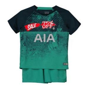 Kids Tottenham 2018 19 Top Third Kit M576 Custom Soccer Football Tops Kids Suits