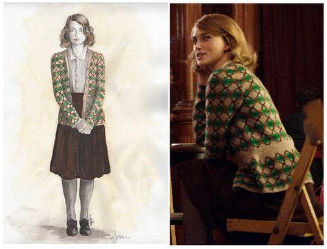 1940's Movie Fashions: (the movie=THE IMITATION GAME) Joan Clarke ...