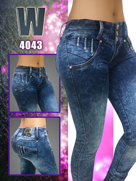 23d5c105592 Colombian buttlifting jeans available in different styles and sizes ...