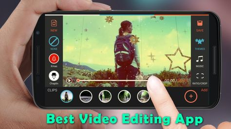 Best Free Android Video Editing App