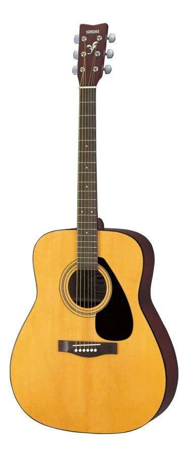 Yamaha F310 Acoustic Guitar In Natural Finish In 2020 Acoustic Guitar Guitar Acoustic