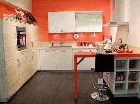 Modernes Küchen-Design Jetzt besichtigen im WEKO-Küchenfachmarkt - weko k chen eching