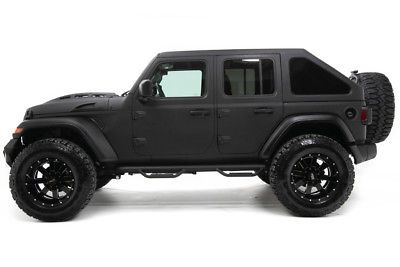 Fastback Hardtop For Sale Custom Jeep Wrangler 2018 Jeep Wrangler Unlimited Jeep Wrangler