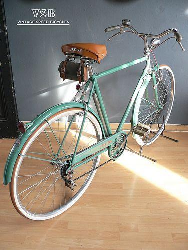 Retro Cruiser Bike GRIPS Vintage Raleigh Tour Bicycle Urban Track BMX Handlebar