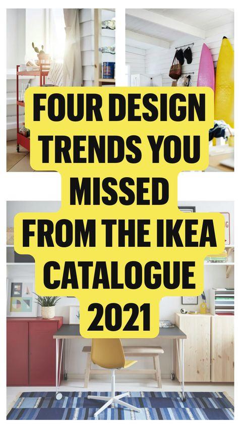 Four Home Decor Design Trends 2021