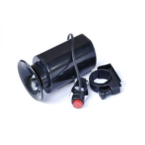 Ultra-loud Speaker Electronic Bicycle 6 Sounds Alarm Bell Bike Siren Horn Super