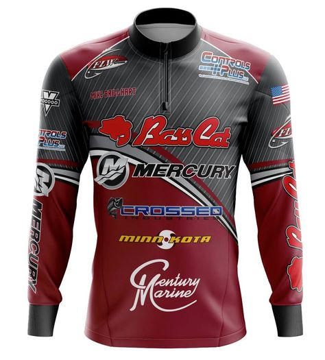 Pin By Voodoo Activewear On Fishing Jerseys With Images