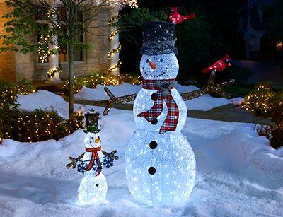 Home depot christmas decorations snowman