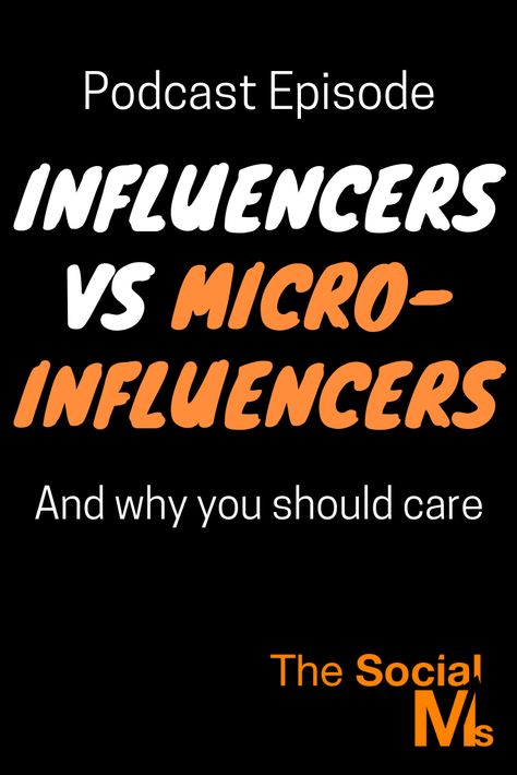 Influencer marketing was everywhere in the last couple of years. A relatively new development is Micro-Influencer Marketing. Here is why you need to care about micro-influencers. #influencermarketing #microinfluencer #socialmediamarketing #bloggingtips