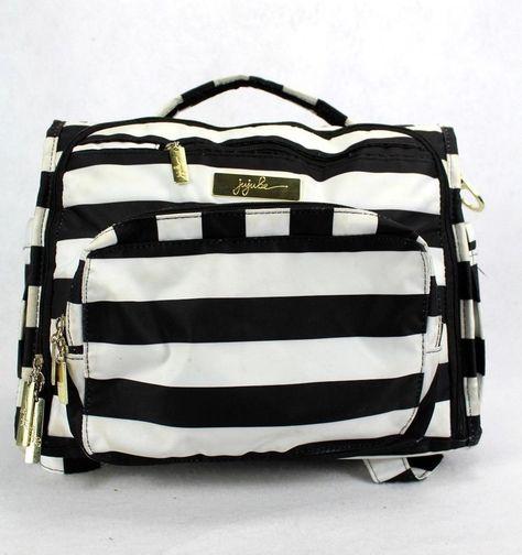 Ju Ju Be Legacy BFF Baby Diaper Bag Backpack w Changing Pad