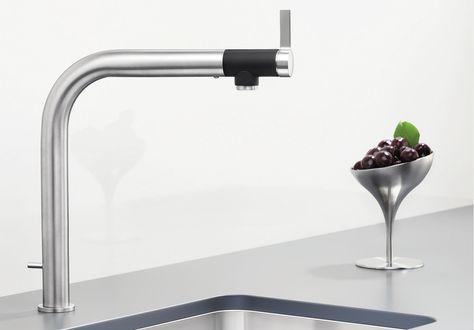 Pin by Angela Snelders on Keuken Pinterest Mixer taps, Mixers - villeroy und boch küchenarmaturen
