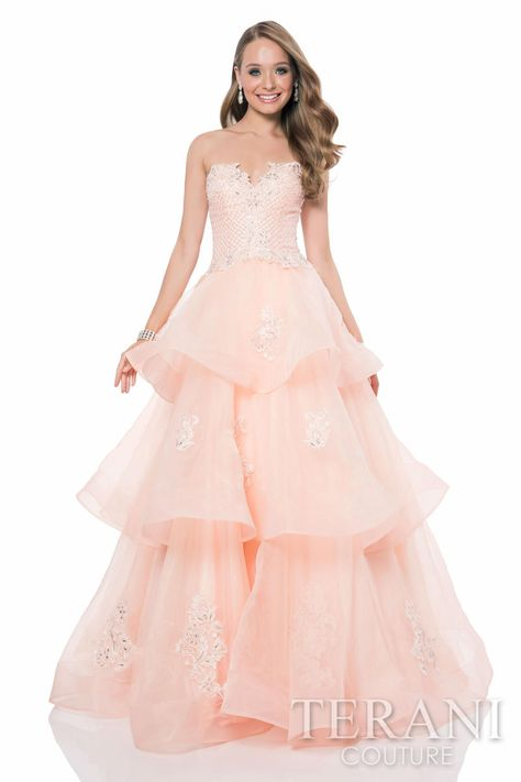 Terani Couture - 2016 Cocktail Dress Style: 1611C0034 #cocktail ...