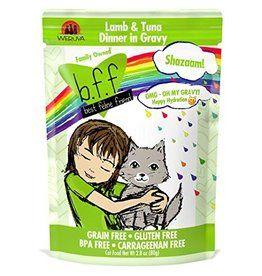 Weruva Bff Omg Cat Food Pouches Shazaam 2 8 Oz Single Wet Cat Food Cat Food Food Animals