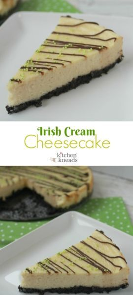 Irish Cream Cheesecake Recipe Homemade Frosting Recipes