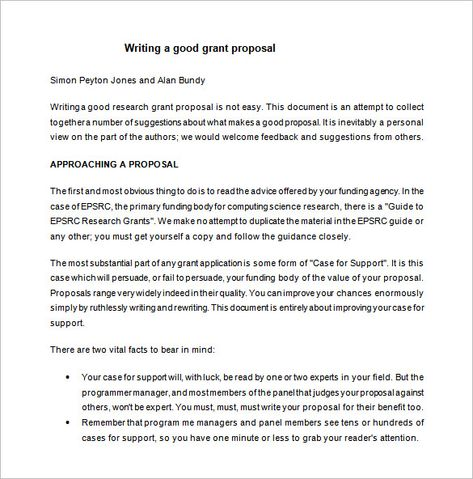 How To Write A Good Proposals Submission Specialist Essay Helper