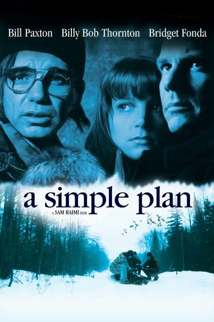 A Simple Plan (1998) | Plan movie, A simple plan, Movies