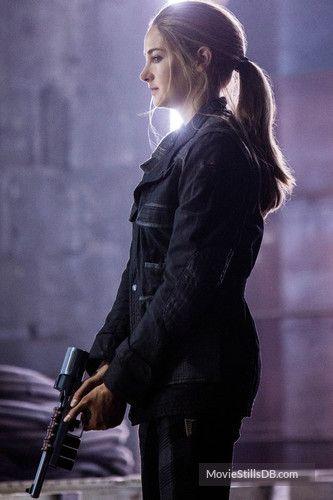 Shailene Woodley as Tris Prior in Divergent Divergent Series: Insurgent Divergent Series: Allegiant