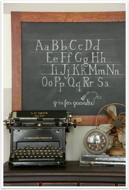 92 Best T IS FOR TYPEWRITER Images On Pinterest