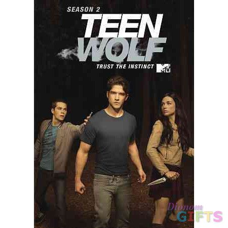 """""""After an action-packed end to its premiere season, Teen Wolf jumps full force into season two with even more suspenseful drama. Scott McCall, an ordinary teenager with a wild secret, continues to fin"""