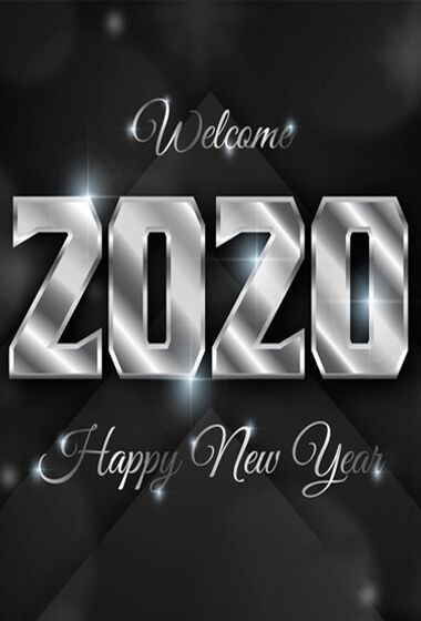 Latest New Year 2020 Wallpapers And Images For Iphone X And Ipad Happy New Year 2020 Q Happy New Year Images Happy New Year Pictures Happy New Year Greetings