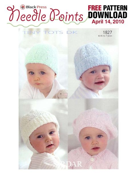 1827 Baby Hats Pinterest Baby Hats Newspaper And Needlepoint